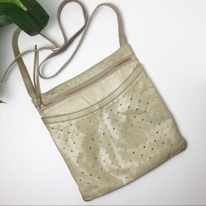 Hobo International 'Flannery' Crossbody Bag Pumice